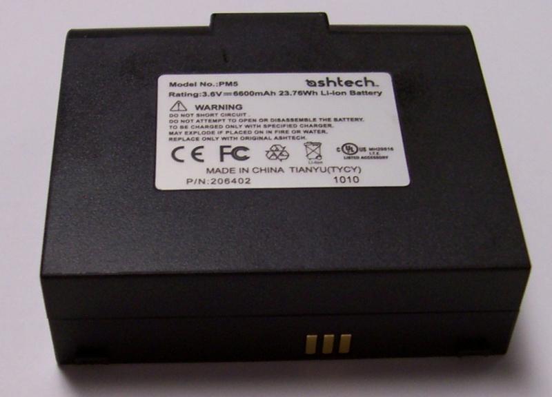 Baterie pro MobileMapper 100