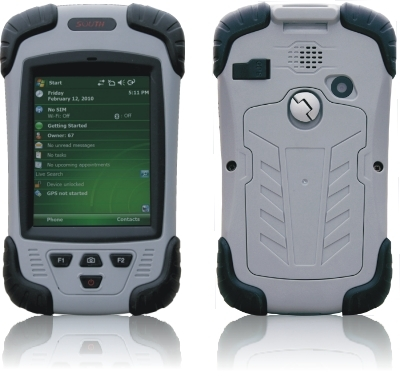 GPS S10 se software GEOAGRI (2-3m) do lesa