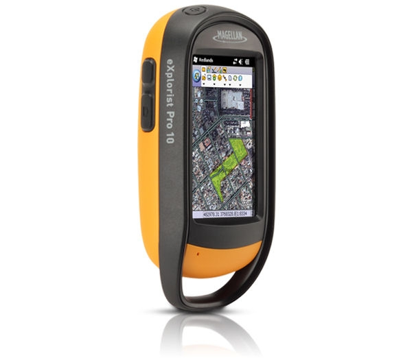 GPS eXplorist PRO 10 se software GEOAGRI (1-3m)