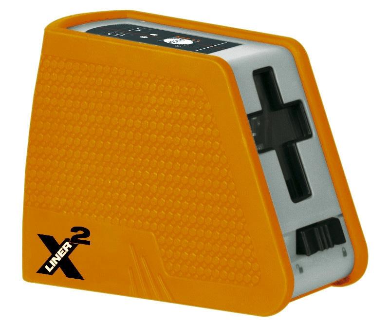 Samonivelační křížový laser X - LINER 2 - NEDO
